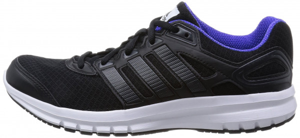 ... adidas duramo 6 men black - purple - white ... DDZYXTG