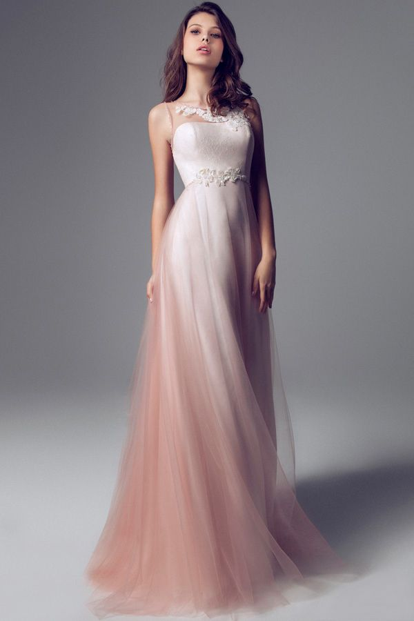 Start your life colorfully with  color wedding dresses