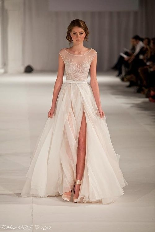 60 swoon worthy beach wedding dresses (new!) RMGAGKE