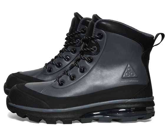 acg nike boots black/anthracite GMBBPRF