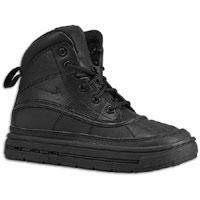 acg nike boots nike acg woodside ii - boysu0027 preschool - all black / black RNSFCSH