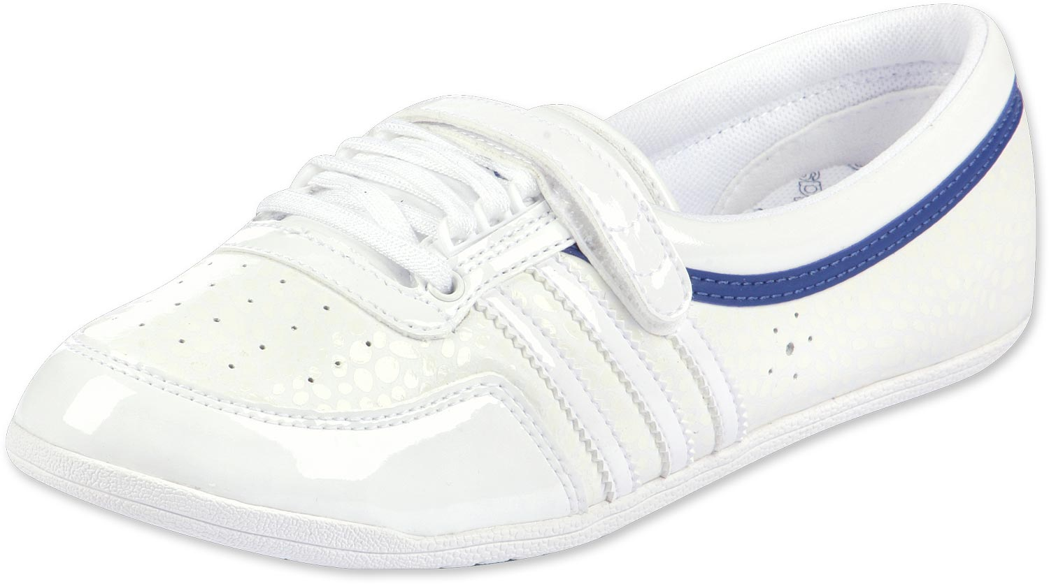 adidas adidas concord round w shoes white blue beige VASOONS