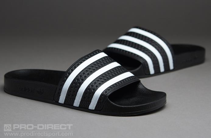 adidas adilette ... adidas originals adilette - black ... SODIXPW