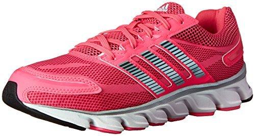 adidas adiprene adidas performance womenu0027s powerblaze w running shoe, solar  pink/silver/pink, 7 m us KEKUUMK