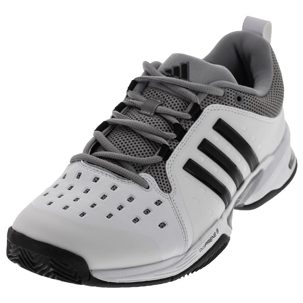 adidas barricade adidas adidas menu0027s barricade classic wide 4e tennis shoe white and black HFOEDEL