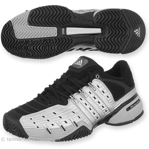 adidas barricade v tennis shoe review PEMUMRN