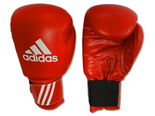 adidas boxing gloves adidas - boxing gloves - response - red CYJHXLS