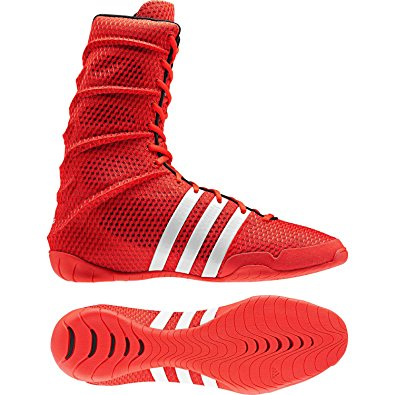 adidas boxing shoes adidas adipower olympic red boxing shoes (us 4) JAKSKND