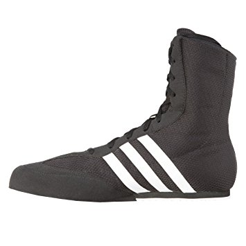 adidas boxing shoes adidas box hog 2 boxing shoes, black/white, 8 KUFLQYZ