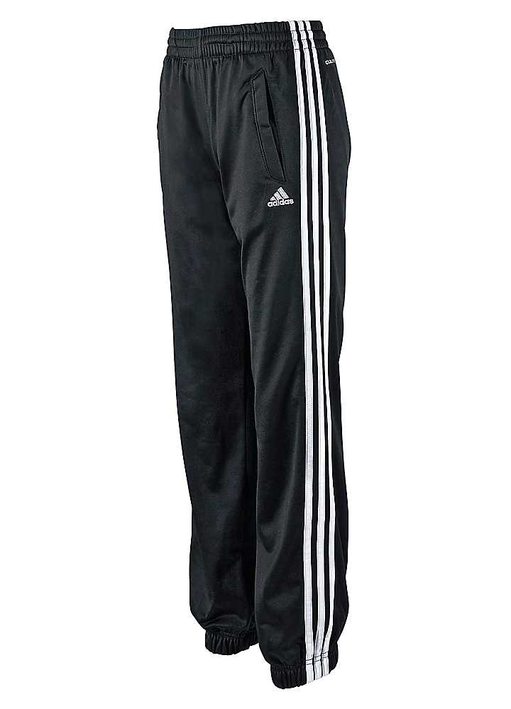 Getting the right fit for the boys track pants