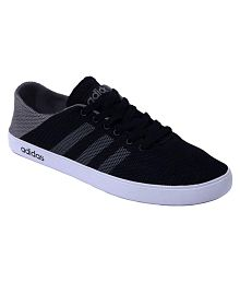 adidas casual shoes quick view. adidas neo black casual shoes KTBQAQV