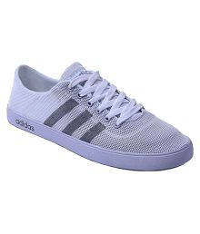 adidas casual shoes quick view. adidas neo white casual shoes DBUGMWF