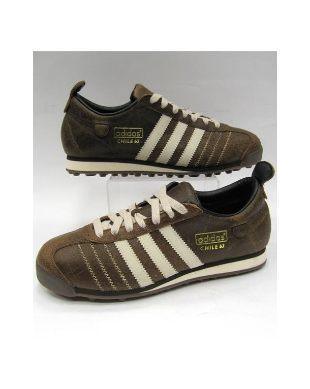 Adidas Chile 62 adidas chile 62 trainers brown/cream RGJQTIC