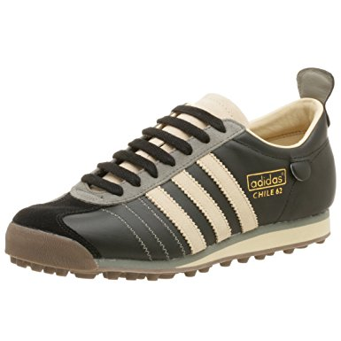 Adidas Chile 62 adidas originals menu0027s chile 62 soccer shoe,black/lt beige,4.5 m RSYUHXG