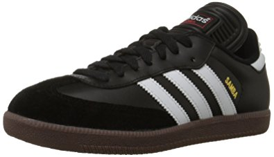 adidas classic shoes adidas menu0027s samba classic soccer shoe,black/running white,6.5 ... JNAHKMY
