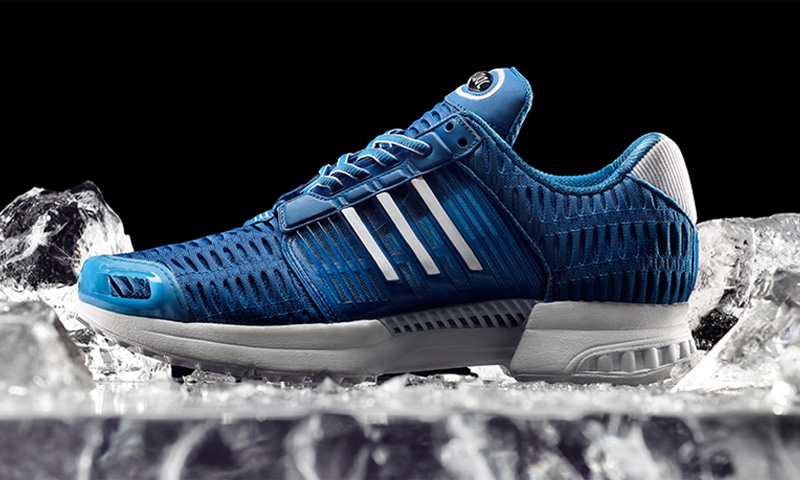adidas climacool adidas originals brings back the climacool 1 in an icy blue colorway GBWOZAX