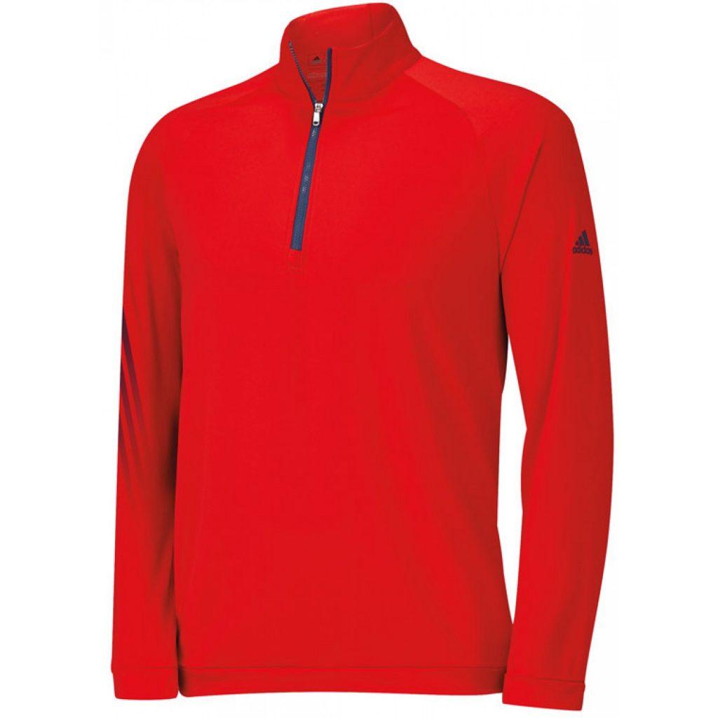 adidas climalite adidas 3 stripe golf pullover mens sale clearance GTQITFS