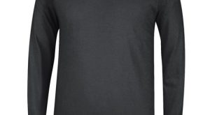 adidas climalite menu0027s long sleeve t-shirt HFOEFGM