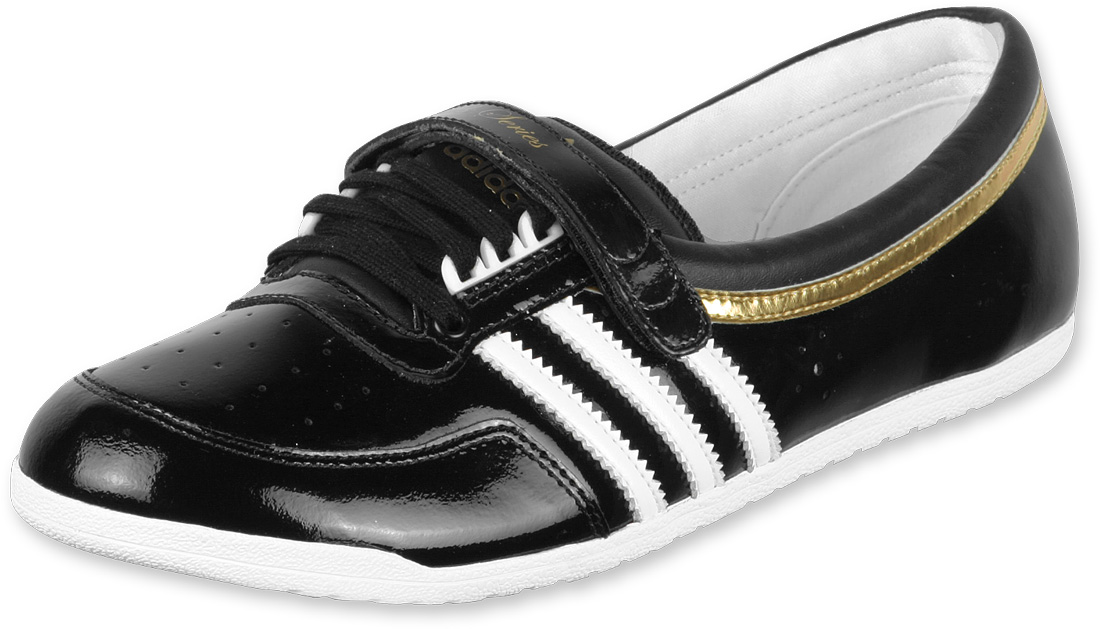 adidas concord round w shoes black white MSILEYH