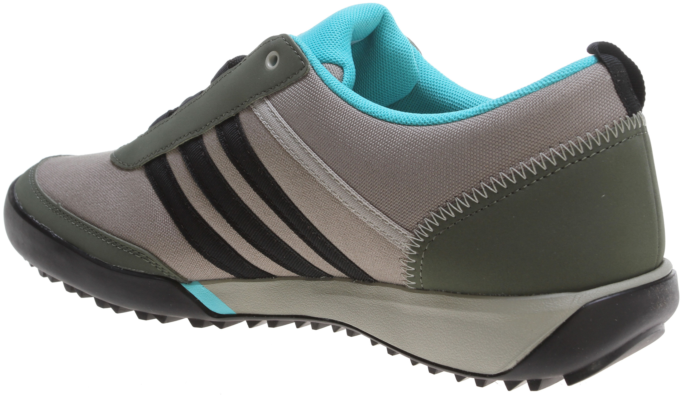 adidas daroga sleek canvas hiking shoes - womens VABRIST
