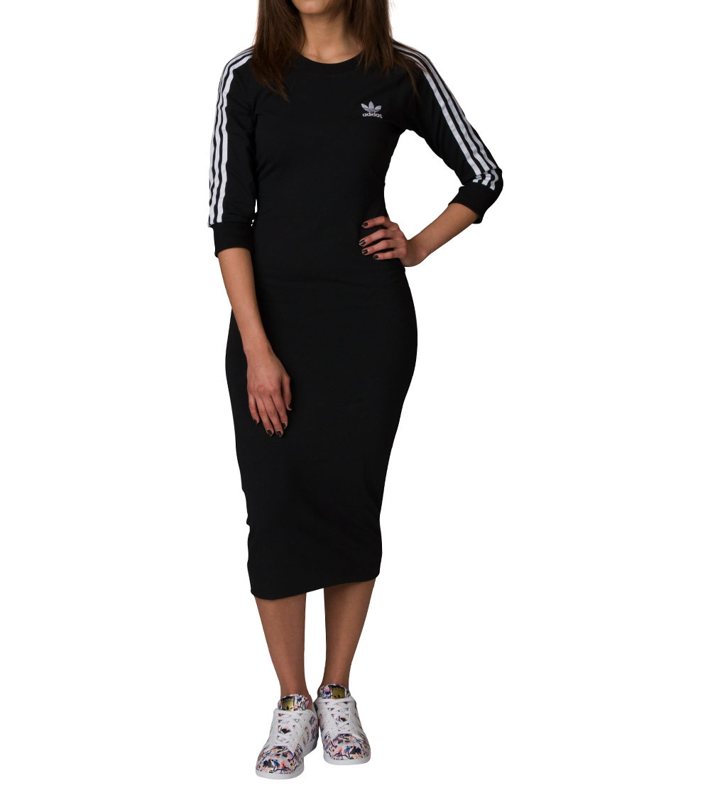 adidas dress adidasadidas 3 stripe dress TMEWSXC