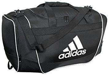 adidas duffle bag amazon.com: adidas defender ii duffel bag: sports u0026 outdoors BVQQSAW