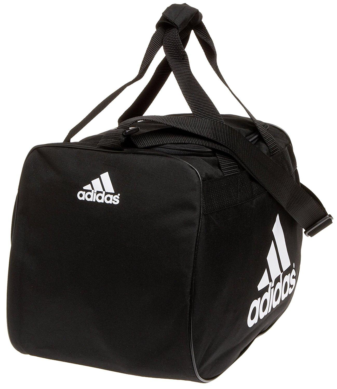 adidas duffle bag amazon.com: adidas womenu0027s diablo duffle small, one size, black: sports u0026  outdoors WGYAWBX