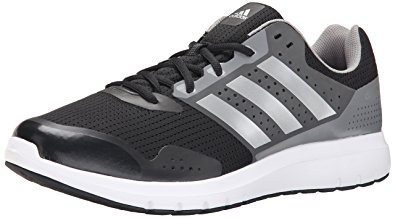 adidas duramo adidas performance menu0027s duramo 7 m running shoe,black/silver/grey,7 RSBNCJS