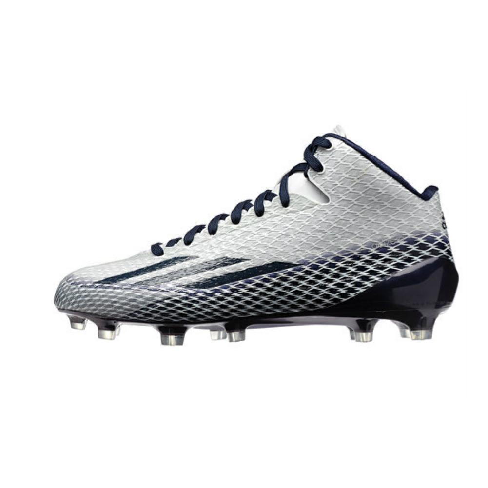 adidas football cleats adidas-adizero-5-star-3-0-mid-mens- YKGHVFT
