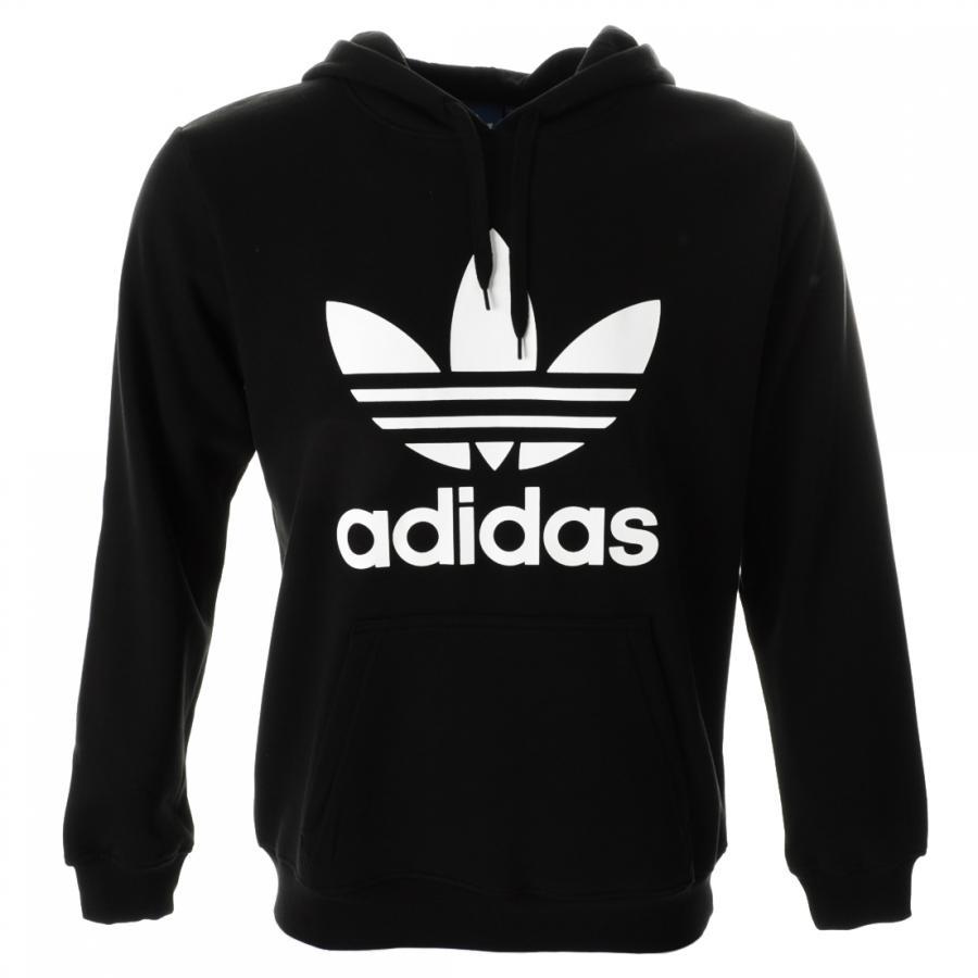 adidas jumper adidas originals u003e adidas originals trefoil hooded jumper black u003e adidas  originals track SFBKITS