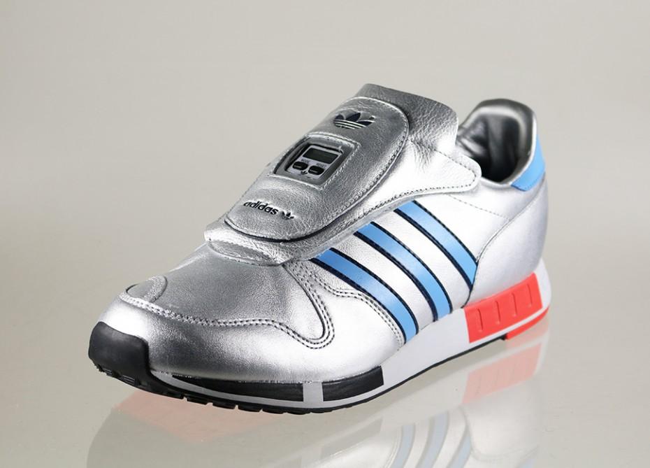 adidas micropacer og (silver metal / bright red / bright red) BRCKHIG