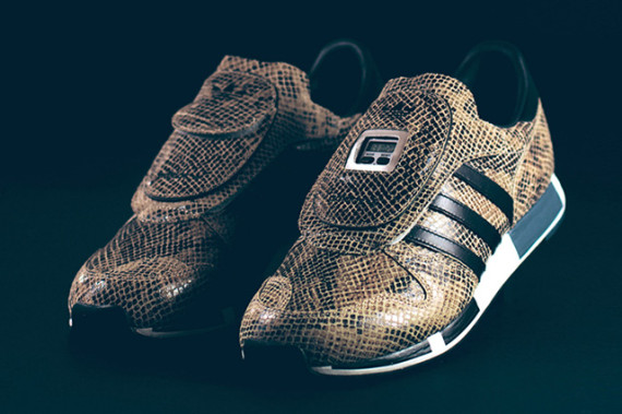 adidas micropacer the adidas originals micropacer continues its quick campaign of material  flips with this JUNFOIT