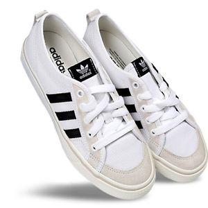 adidas nizza image is loading adidas-nizza-lo-sneakers-af6287-men-originals-casual- ELVANJX