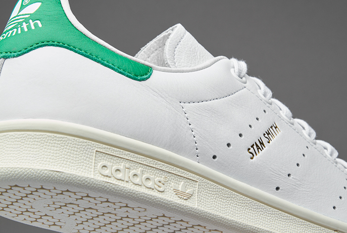 adidas originals stan smith og - white ... HGNQVHB
