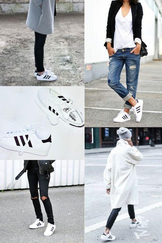 adidas originals superstar how to rock the street with adidas shoes, adidas original superstar  sneakers http:/ UJDOFMM