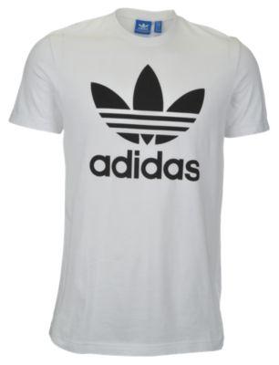 Adidas Originals T Shirt adidas originals trefoil t-shirt - menu0027s WWWDSQU