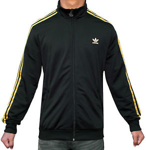 adidas originals tracksuit image is loading kids-boys-new-adidas-originals-black-gold-track- PDJOZKF