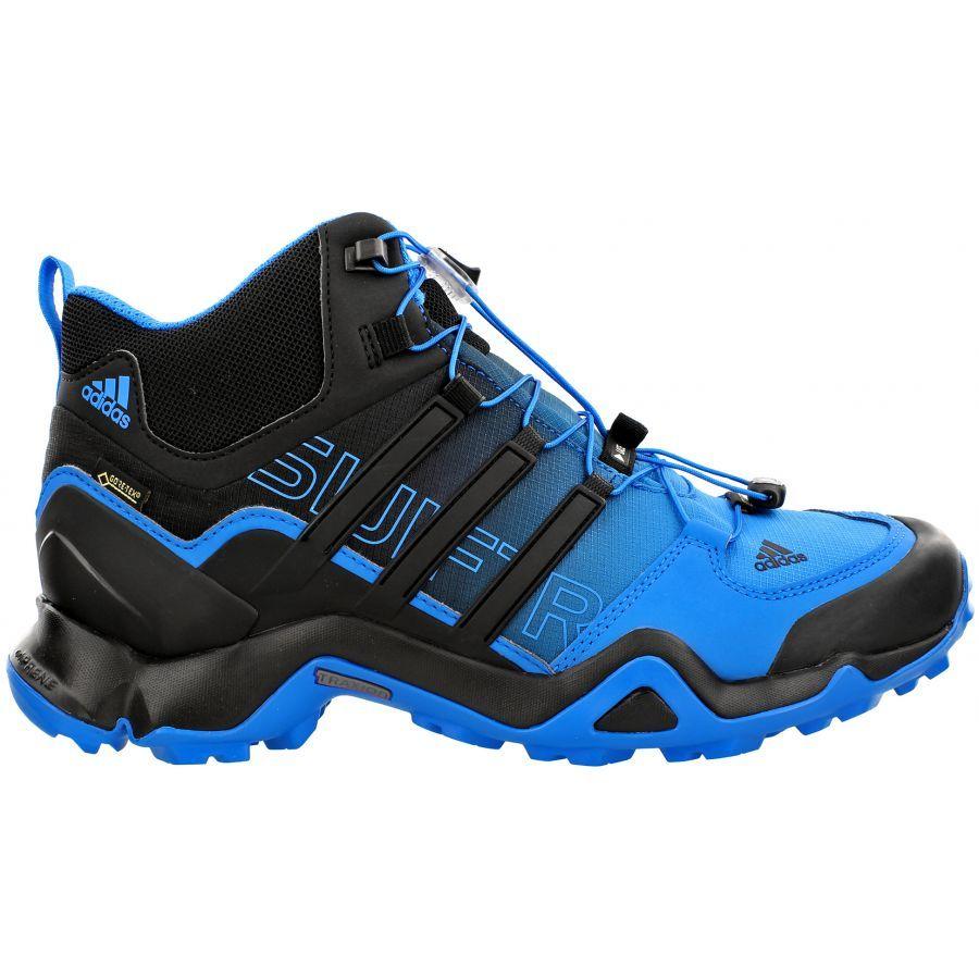 Adidas Outdoor shock blue / black / chalk white WALQGDH