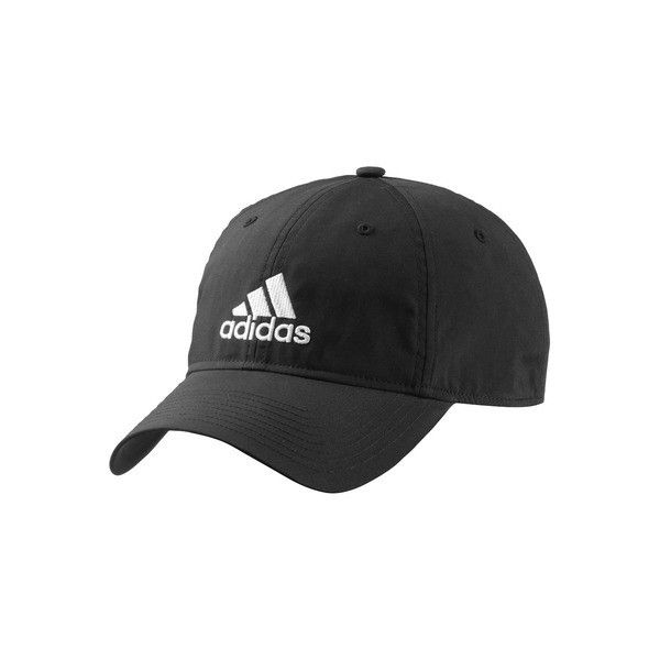 adidas performance logo cap ❤ liked on polyvore featuring accessories,  hats, adidas cap, RLUJNGJ