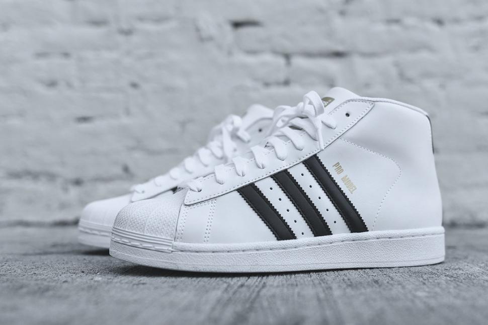 adidas pro model og white black IFYQTRH