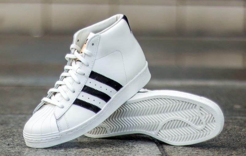 adidas pro model sneaker YWUXYZT