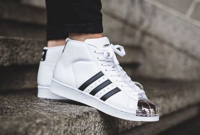 Adidas Pro Model – Coming with Its Original Style!