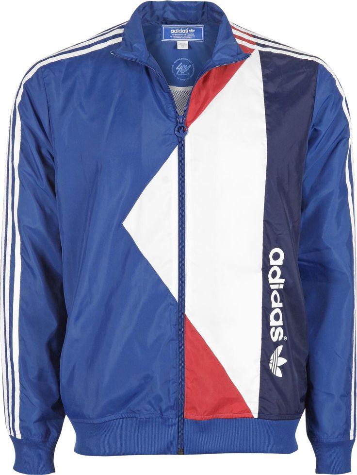 Adidas Retro adidas retro wb jacket ZUGFMUQ