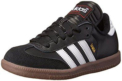 adidas samba shoes adidas samba classic leather soccer shoe (toddler/little kid/big kid), YVTEHXB