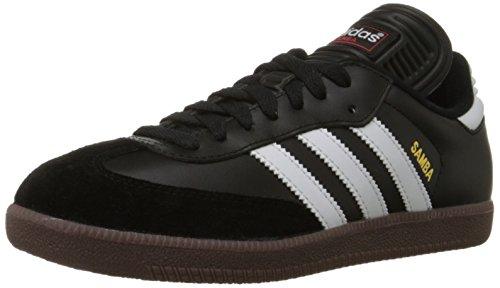 adidas samba shoes amazon.com | adidas performance menu0027s samba classic indoor soccer shoe |  soccer JKWFNJJ