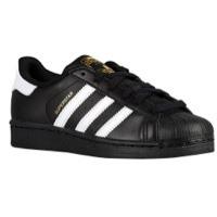 Adidas Shoes for Kids adidas originals superstar - boysu0027 grade school - black / white WJSDRXP