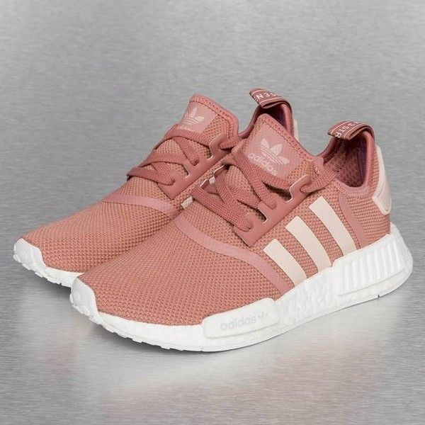 adidas shoes for women adidas nmd r1 runner womens salmon s76006 ❤ liked on polyvore featuring  shoes, KFVCXJU