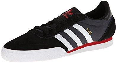 adidas silas adidas skateboarding men silas slr black/core white/power red sneaker 12 d m KYHEOSO