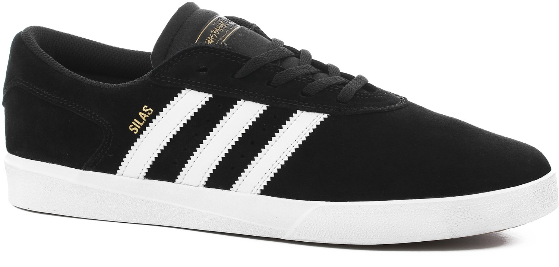 adidas silas core black/footwear white/silver metallic IPOHMLZ