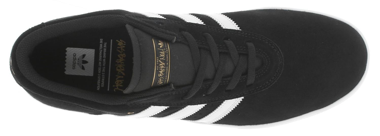 adidas silas core black/footwear white/silver metallic PCMZVKY